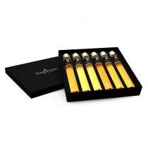 Whisky - 6 tubes doos