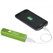 Aluminium Volt 2200mAh Power Bank