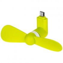 Airing micro-USB ventilator