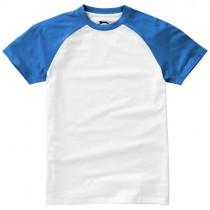 Backspin T-shirt met korte mouwen