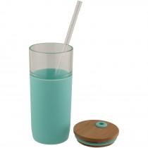 Arlo 600 ml glazen drinkfles