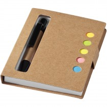 Reveal gekleurde sticky notes met pen