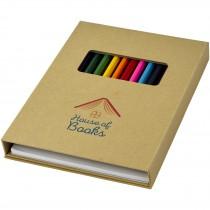 Pablo kleurset met tekenpapier