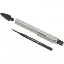 Licht metalen click pen 1.0