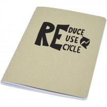 Gianna gerecycled karton notitieboek