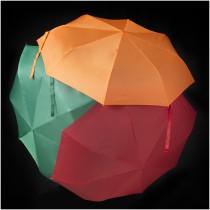Alex 21,5'' opvouwbare automatische paraplu