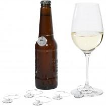 Marla wijnglasbedeltjes