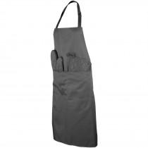Dila 4 delige keukenset met schort en ovenwant