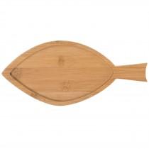 Anna 2 delige visvormige bamboe amuseset