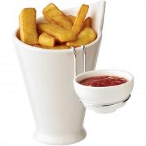 Chase houder voor frites en saus