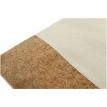 Cory 175 g/m² katoenen draagtas met kurk
