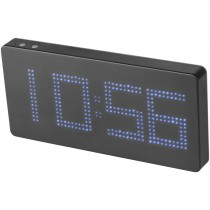 Clok powerbank 8000 mAh met LED display en klok