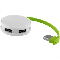 Round 4 poorts USB hub