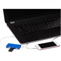 Baksteenvormige 4 poorts USB hub