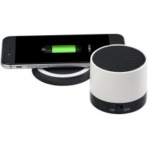 Cosmic Bluetooth® speaker en draadloos oplaadstation