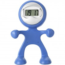 Flexi alarmklok en smartphone houder