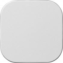 Brite-Mat® vierkante onderzetter met bandmateriaal