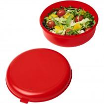 Miku ronde kunststof lunchbox