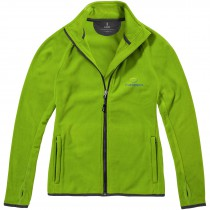Brossard fleece dames jas met ritssluiting